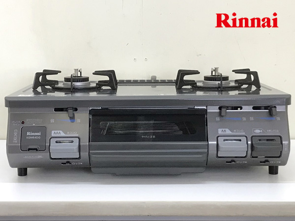 Rinnai/リンナイ ガスコンロ RT64JH-L