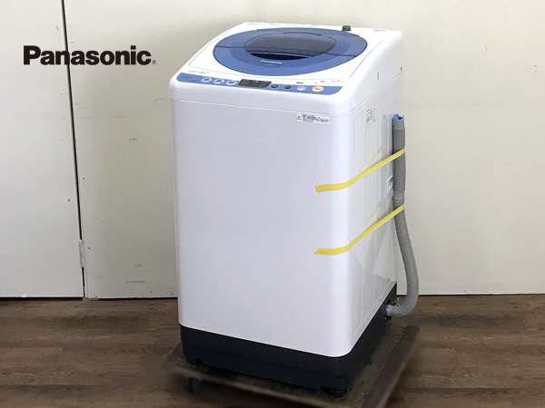 Panasonic/パナソニック 6�s洗濯機 NA-FS60H7