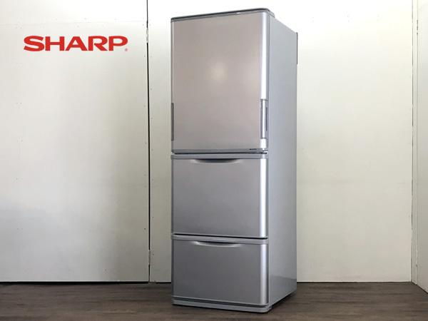 SHARP/シャープ 3ドア冷蔵庫 SJ-WA35B-S