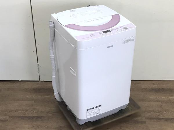 SHARP/シャープ 5.5kg洗濯機