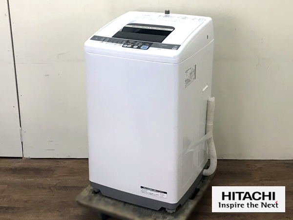 HITACHI/日立 6kg洗濯機 NW-6MY