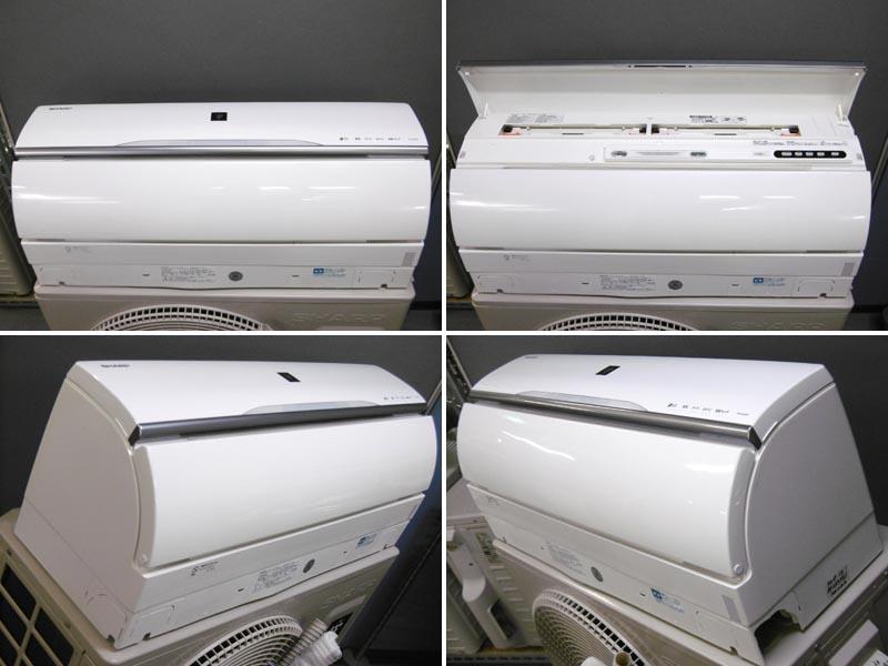 シャープハイスペック 6.3kwルームエアコンAY-C63XE1詳細画像3