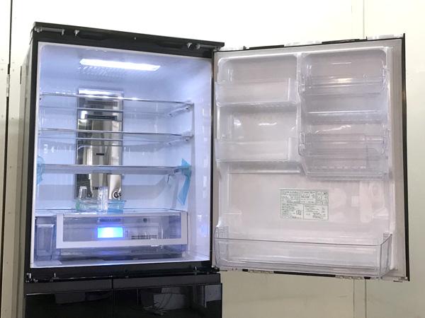 SHARP/シャープ5ドア冷蔵庫SJ-WX50D-R詳細画像2
