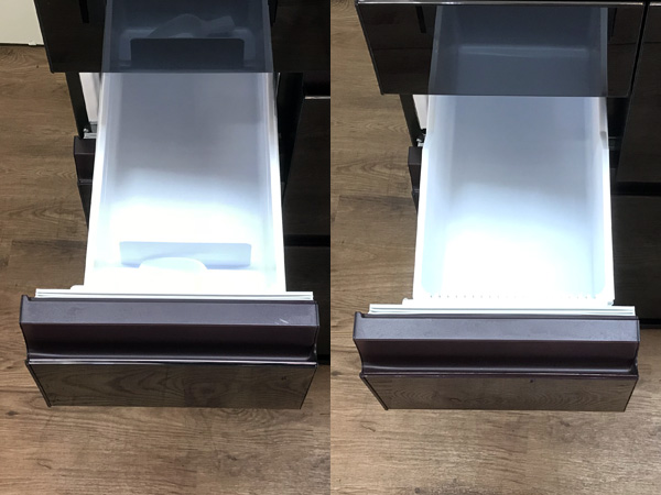 SHARP/シャープ5ドア冷蔵庫SJ-WX50D-R詳細画像3
