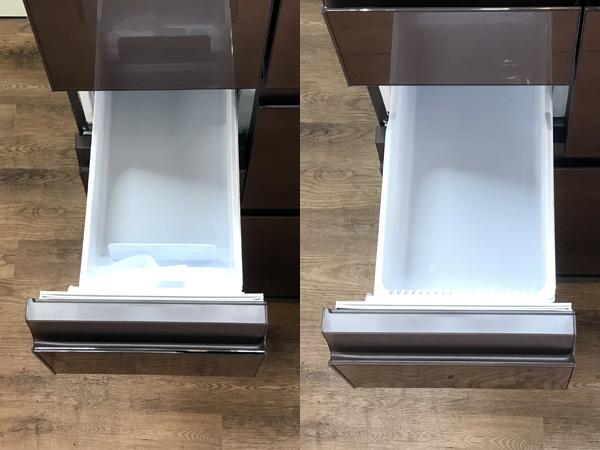 SHARP/シャープフレンチ6ドア冷蔵庫SJ-GX55D-T詳細画像4