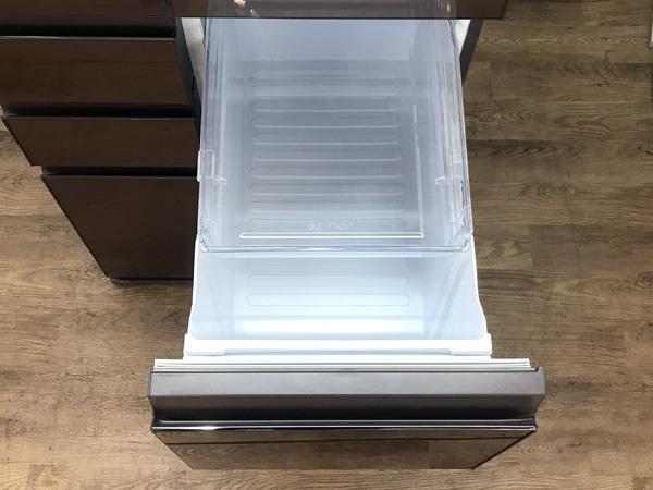 SHARP/シャープフレンチ6ドア冷蔵庫SJ-GX55D-T詳細画像3