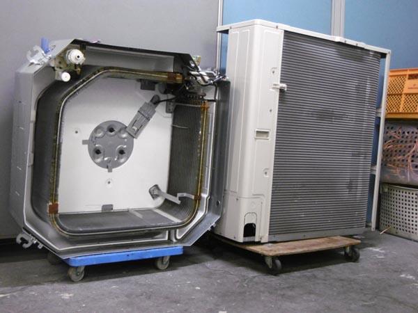ダイキン♯2 業務用エアコン・4馬力・3相200VSZYC112CB詳細画像4