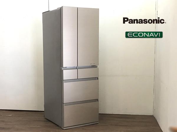 Panasonic/パナソニック フレンチ6ドア冷蔵庫 NR-F503HPX-N
