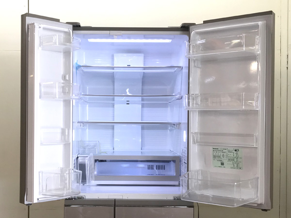 Panasonic/パナソニックフレンチ6ドア冷蔵庫NR-F503HPX-N詳細画像2