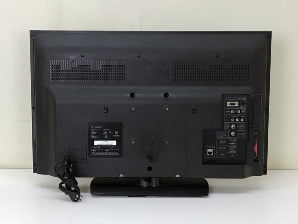 SHARP/シャープ32型液晶テレビLC-32H11詳細画像4