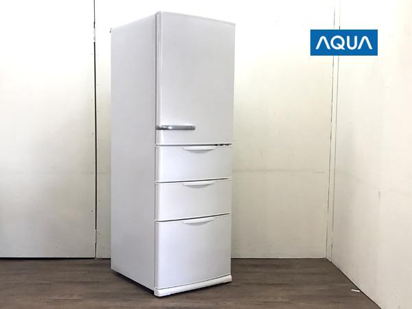 AQUA/アクア 4ドア冷蔵庫 AQR-361D(W)