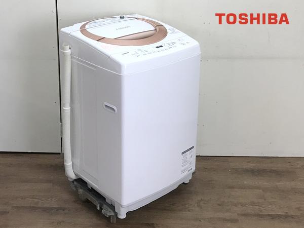 TOSHIBA/東芝 8kg洗濯機