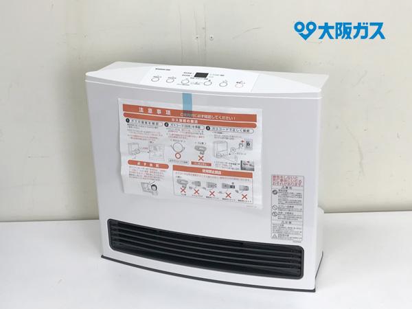 大阪ガス ガスファンヒーター 140-6003