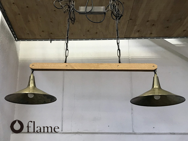 flame/フレイム ペンダントライト買取しました!