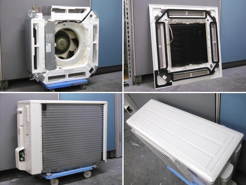 三菱業務用エアコン・2.5馬力・単相200VPLZ-ERMP63SEK詳細画像5