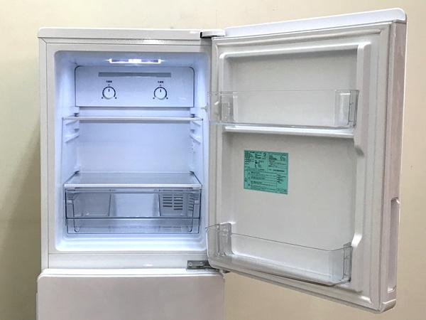 Haier/ハイアール2ドア冷蔵庫JR-NF148A詳細画像2