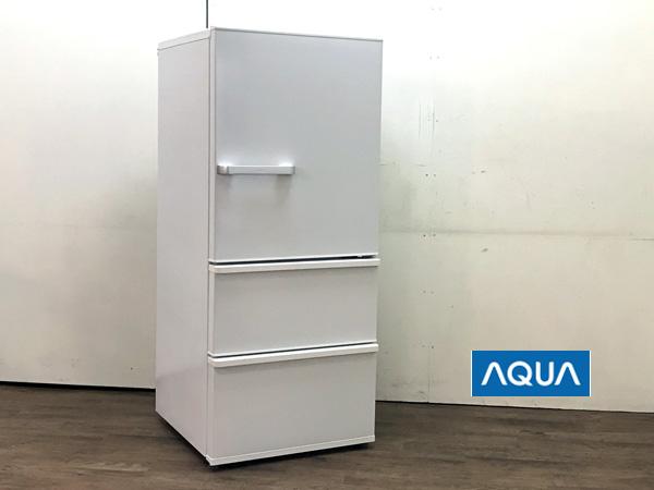 AQUA/アクア 3ドア冷蔵庫買取しました!