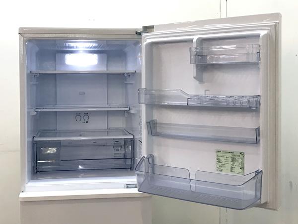 AQUA/アクア3ドア冷蔵庫AQR-27G(W)詳細画像2