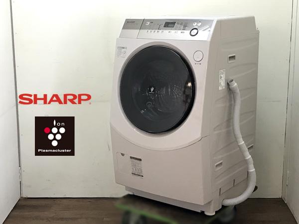 SHARP/シャープ 9kg/6kgドラム洗濯乾燥機買取しました!