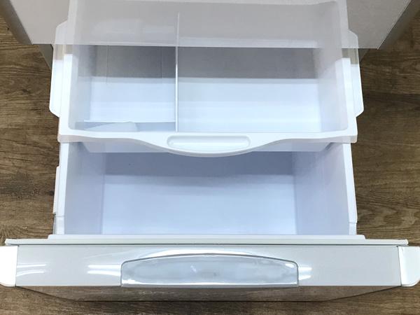HITACHI/日立3ドア冷蔵庫R-S270DMV(HM)詳細画像4