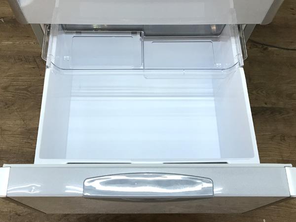 HITACHI/日立3ドア冷蔵庫R-S270DMV(HM)詳細画像3
