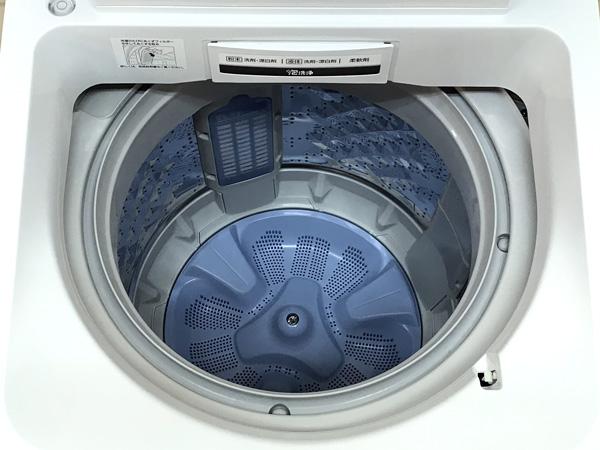 Panasonic/パナソニック8kg洗濯機NA-FA80H1詳細画像3