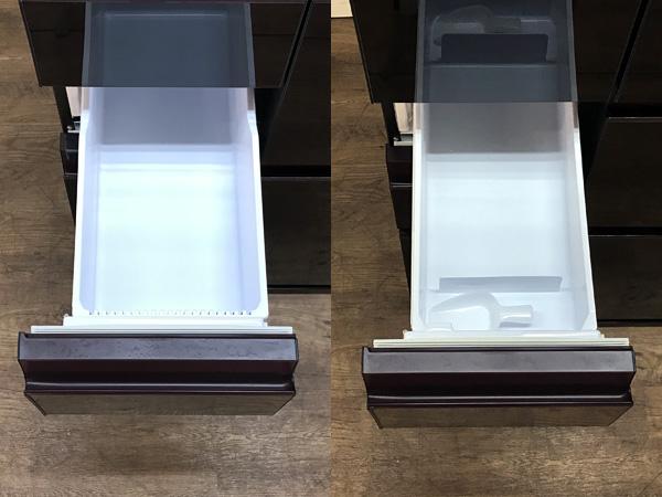 SHARP/シャープフレンチ6ドア冷蔵庫SJ-GX55E-R詳細画像4