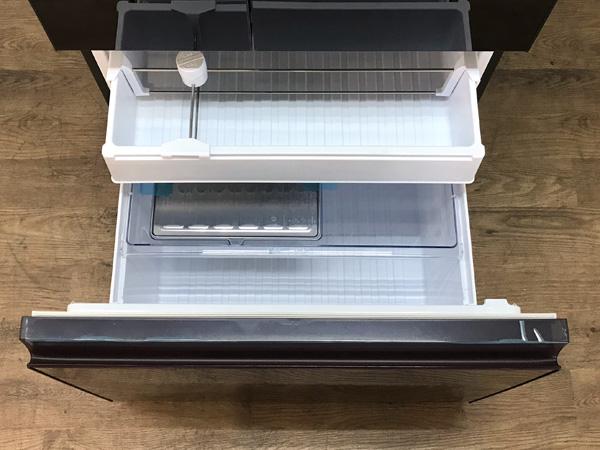 SHARP/シャープフレンチ6ドア冷蔵庫SJ-GX55E-R詳細画像5