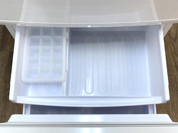 SHARP/シャープ2ドア冷蔵庫SJ-D14C-W詳細画像4
