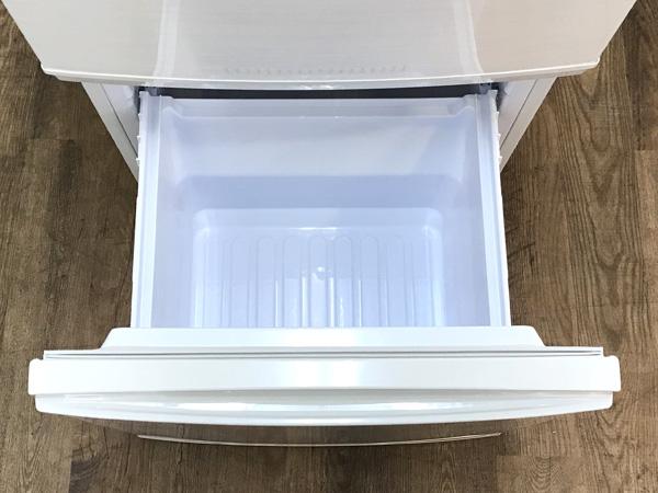 SHARP/シャープ2ドア冷蔵庫SJ-D14C-W詳細画像3