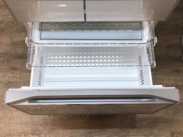 HITACHI/日立フレンチ6ドア冷蔵庫R-HW52J(XN)詳細画像4