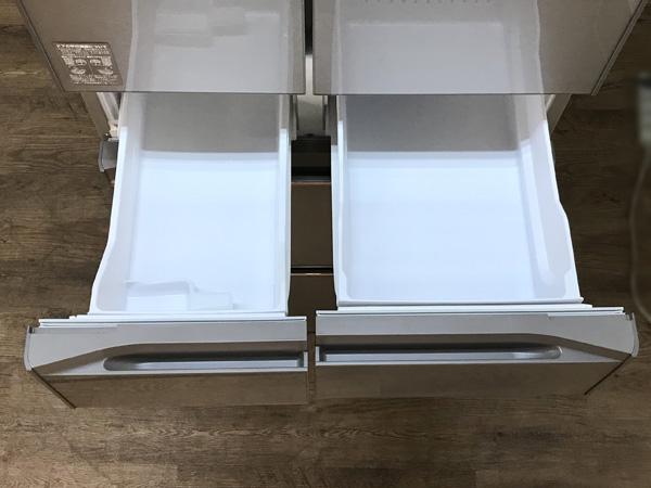 HITACHI/日立フレンチ6ドア冷蔵庫R-HW52J(XN)詳細画像3
