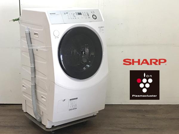 SHARP/シャープ 9kg/6kgドラム洗濯乾燥機