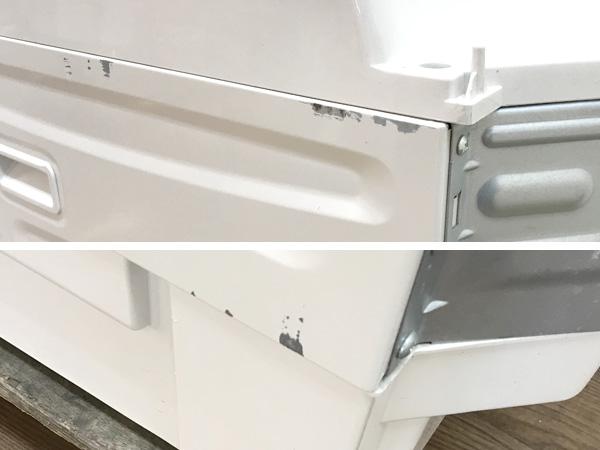 SHARP/シャープ9kg/6kgドラム洗濯乾燥機ES-V540-NR詳細画像6