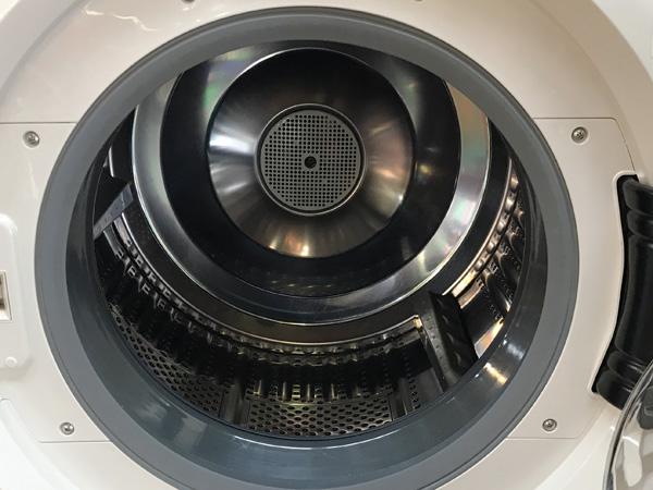 SHARP/シャープ9kg/6kgドラム洗濯乾燥機ES-V540-NR詳細画像2