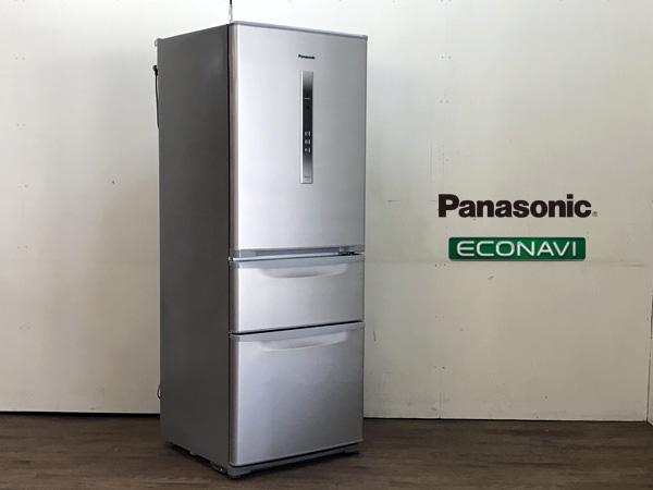 Panasonic/パナソニック 3ドア冷蔵庫 NR-C32CM-S