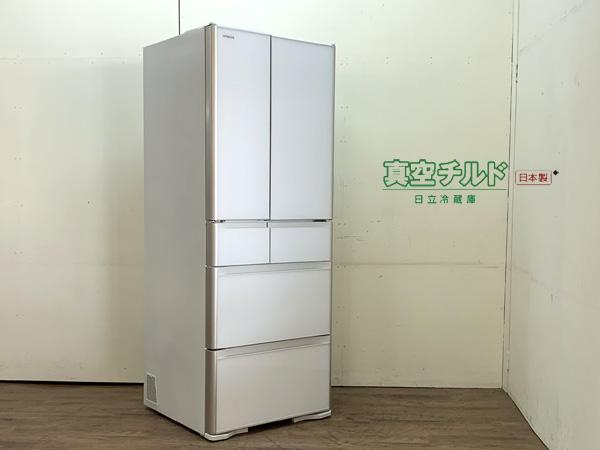 HITACHI/日立 フレンチ6ドア冷蔵庫買取しました!