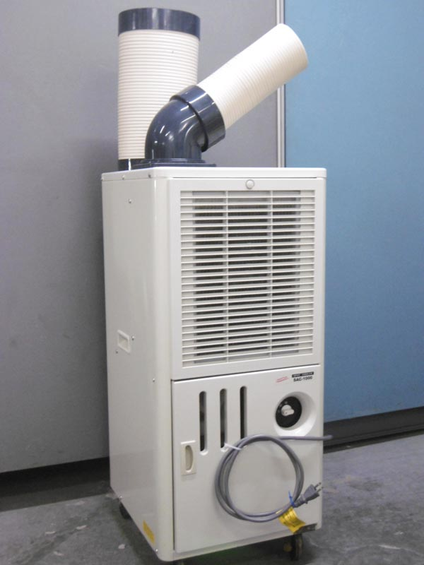 ナカトミ 冷房専用 スポットクーラー 2.5kw