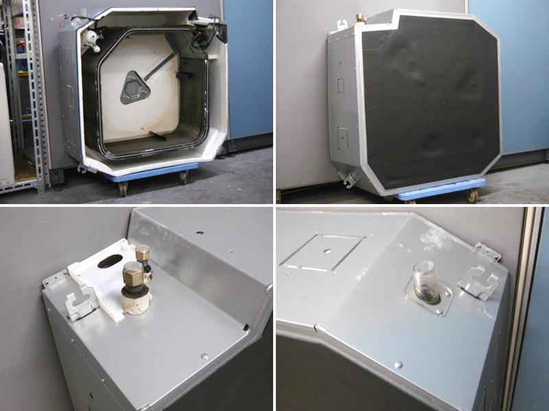 パナソニック業務用エアコン・4馬力・3相200VCU-P112H3詳細画像5