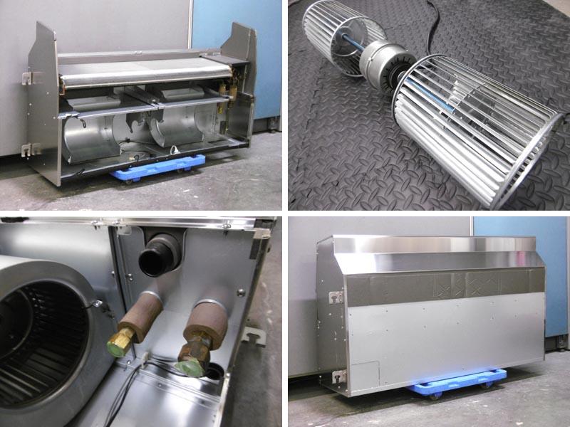 三菱厨房用エアコン・3馬力・3相200VPCZ-ERMP80HM詳細画像4