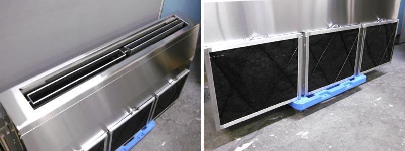 三菱厨房用エアコン・3馬力・3相200VPCZ-ERMP80HM詳細画像5