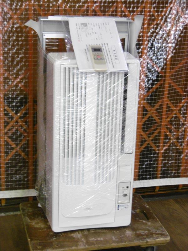 コイズミ 冷房専用 ウィンドエアコン 1.6kw
