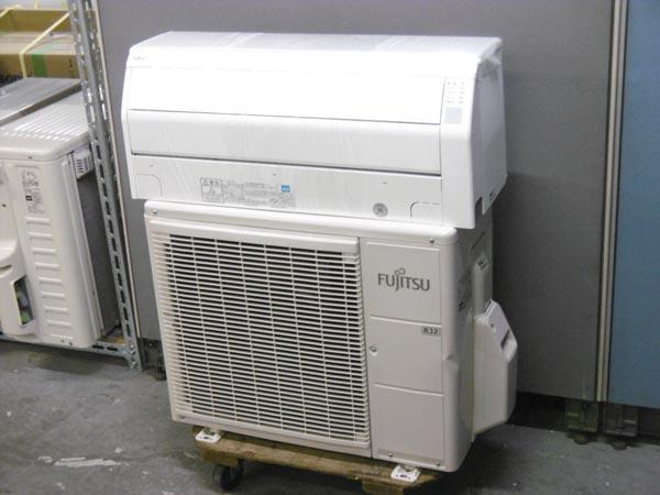 富士通 2.2kwルームエアコン AS-R22D-W