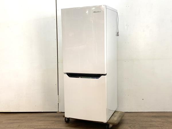 Hisense/ハイセンス 2ドア冷蔵庫買取しました!