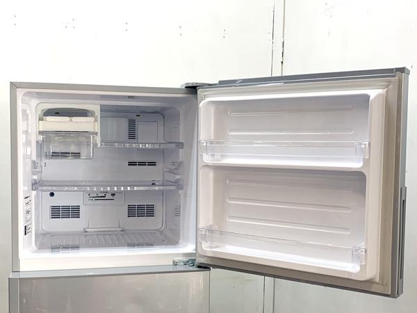 SHARP/シャープ2ドア冷蔵庫SJ-D23B-S詳細画像3