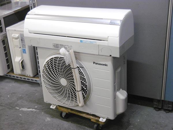 パナソニック 2.8kwルームエアコン CS-EX283C-W