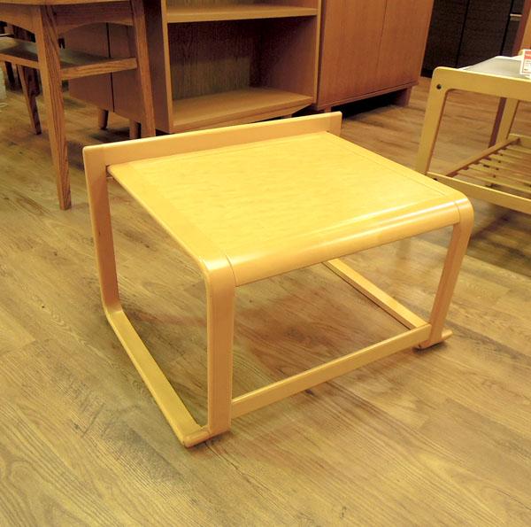 天童木工 スタッキングテーブル買取しました!