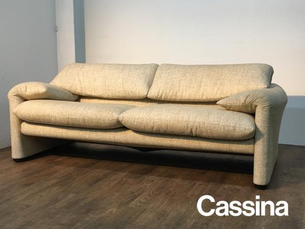 Cassina( カッシーナ ) ワイド2Pソファ