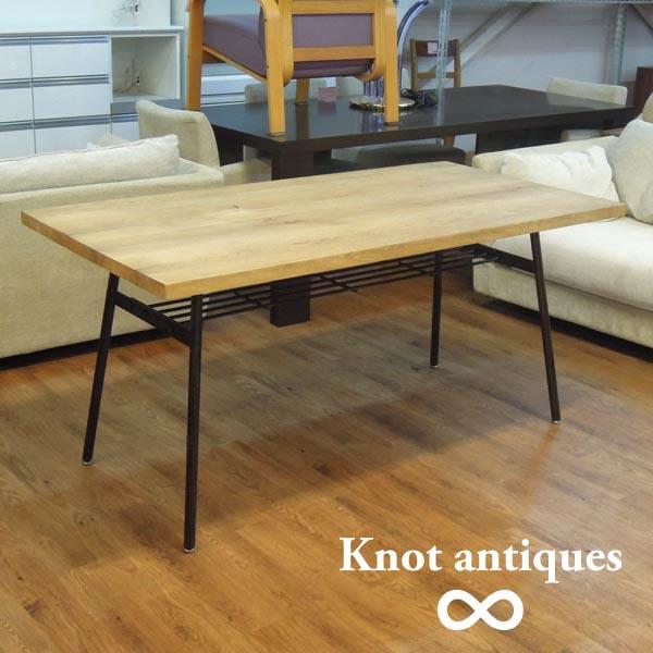 Knotantiaques( ノットアンティークス ) ダイニングテーブル KOOPA2( クッパ2 )