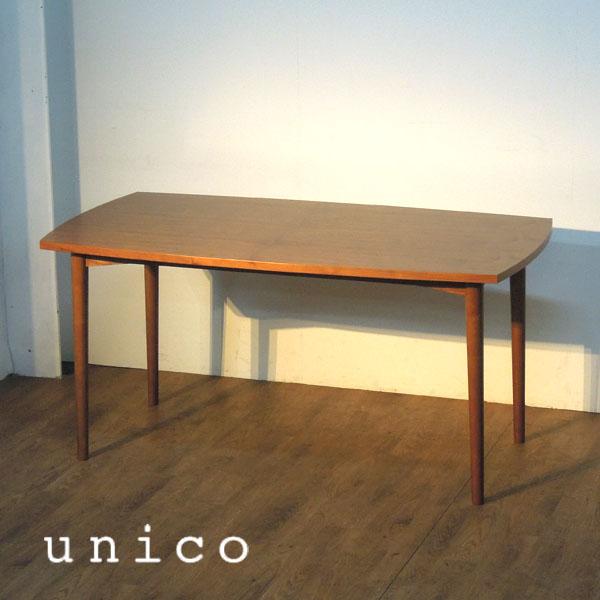 unico( ウニコ )ダイニングテーブルHOLM( ホルム )ウォールナット